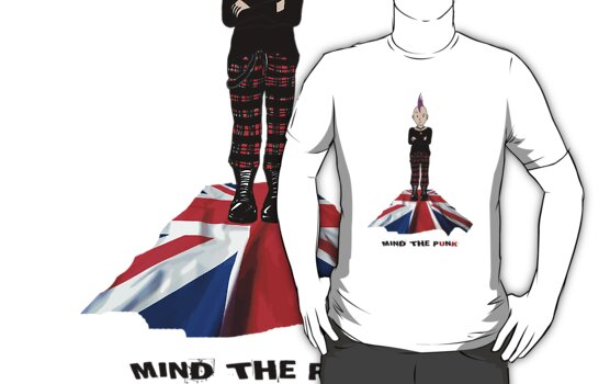 MIND THE PUNK (London Calling) by Eleni dreamel