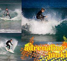 Adrenaline Junkies by reflector