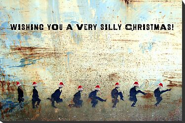 Ministry of Silly Christmas - WITH TEXT by eyeshoot