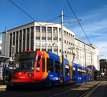 Sheffield Tram by wiggyofipswich