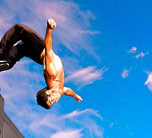 Parkour Series 1  by chadbonanno