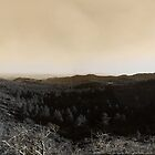 Mt laguna airforce base panoramic by Ryan Whittaker