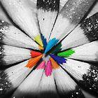 disco pens by Jodie E