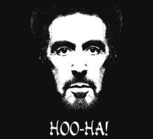 Al Pacino Hoo-Ha by mobii