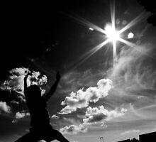 My son  the Karate Kid  by designandframe