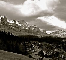 Canmore by Roxanne Persson