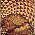 """""""Toroidynamic flow""""-2010 by Donna Raymond"""