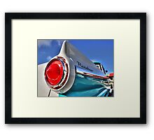 Ranchero Framed Print
