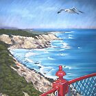 View from the Lighthouse by Ann Nightingale
