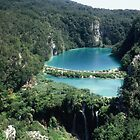 Plitvice Lakes by zc290549