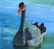 Black Swan by gwyntay