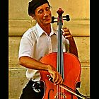 The Cellist by micpowell