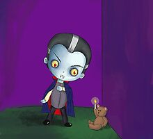 Vampiric - trick or treat from the little vampire? by dinkydivas