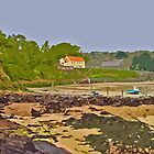 Saint Brelade Bay by Robert Abraham
