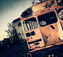 The Forgotten School Bus by Billy Wand