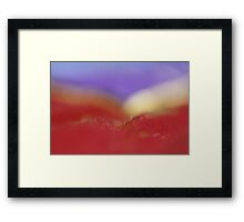 EmOtions  - JUSTART © Framed Print