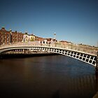 ha'penny Bridge by nialloc