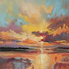 Loch Lomond Sunset by scottnaismith