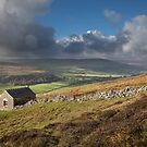 Shooting Lodge - Littondale by SteveMG