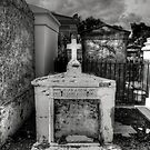 St. Louis Cemetery No.1 Series- 7 by Abara  Ijiomah