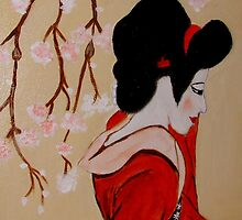 La Geisha by Rusty  Gladdish