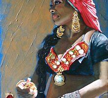 Khadijah by wildflowr