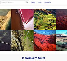 5 November 2010 - Aerial Artistry by The RedBubble Homepage