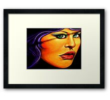 In Your Eyes ~ Part One Framed Print