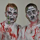 Double Zombie by ApeArt