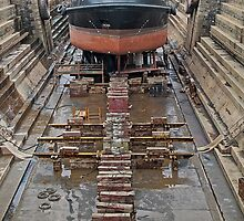In the dry-dock by awefaul