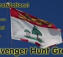 Scavenger Hunt Banner by lar3ry