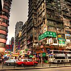 Nathan Road - Hong Kong by Paul Thompson Photography