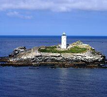 Godrevy Lighthouse by Mark Wilson