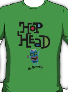 Hop Head (Mr Brewsky) - light T-Shirt