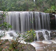 Somersby Falls,6-11-10, no1 by Warren  Patten