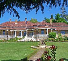 Lyndhurst - Historic Family Home by TonyCrehan