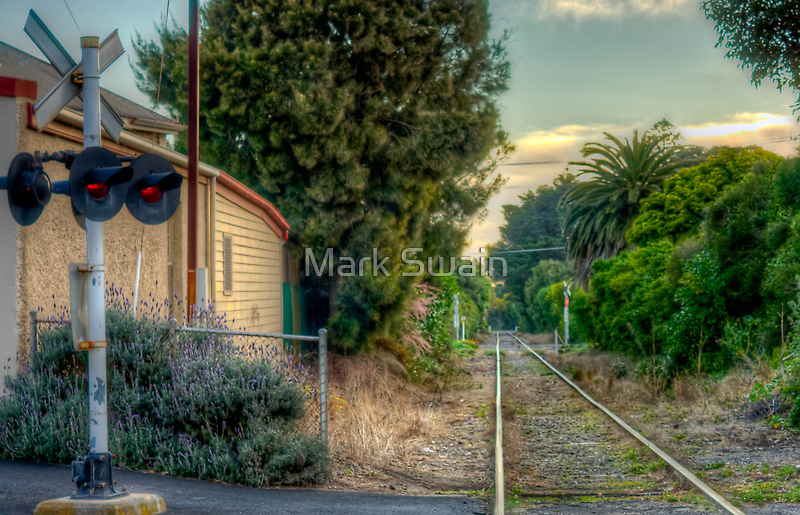 Down the Line by Mark Swain