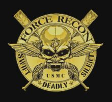 Force Recon (Gold) by Walter Colvin