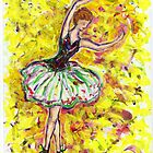 Ballet Fantasia by Marie Loh