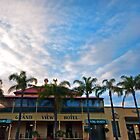 The Grand View Hotel - Cleveland Qld by Beth  Wode