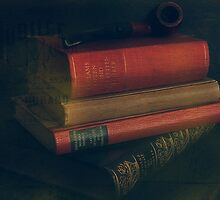 Old Books by Dania Reichmuth