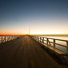 Shorncliffe Pier by Coriena