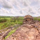 Ubirr Lookout by Steve Bullock