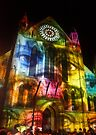 Illuminating York Minster by Mat Robinson