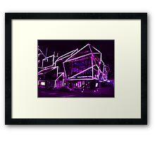 Melbourne Recital Centre Framed Print