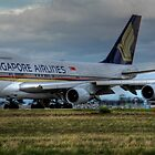 Singapore Airlines by Ian Creek