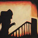 Study of Nosferatu by KatieEBligh