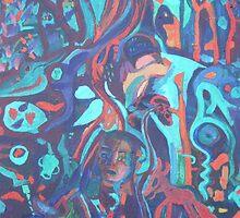 sleepy hollow by Alison Edwards