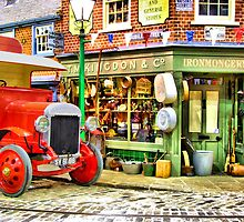 Kingdon and Co, Ironmomgery - HDR by Colin J Williams Photography