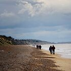 Dunwich to Southwold by Karen  Betts